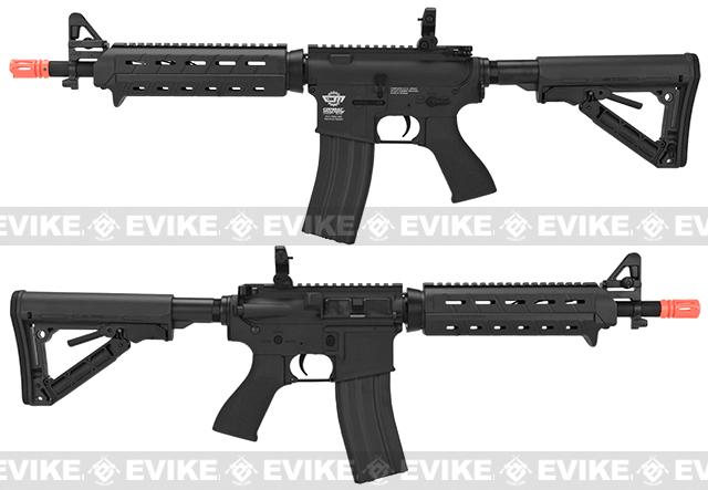 G&G CM16 Mod-0 Airsoft AEG Rifle - Black (Package: Gun Only)