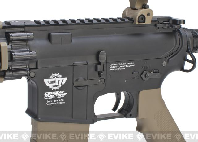 G&G CM18 MOD-1 Airsoft AEG Rifle - Black (Package: Gun Only)