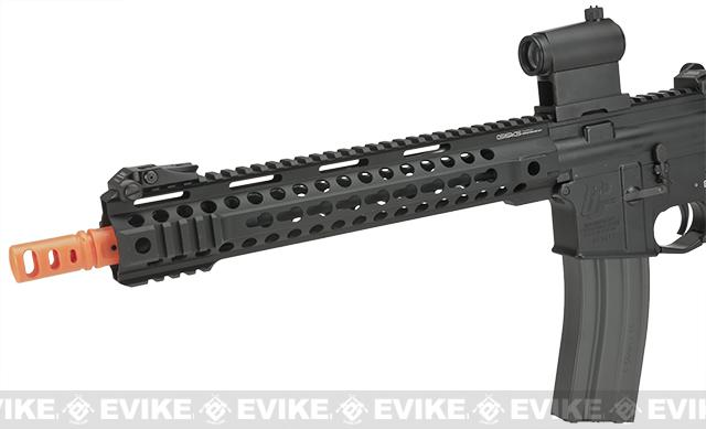 G&G Combat Machine GC16 MPW Airsoft M4 AEG Rifle with Keymod Rail - 12 (Package: Add 9.6 Butterfly Battery + Smart Charger)