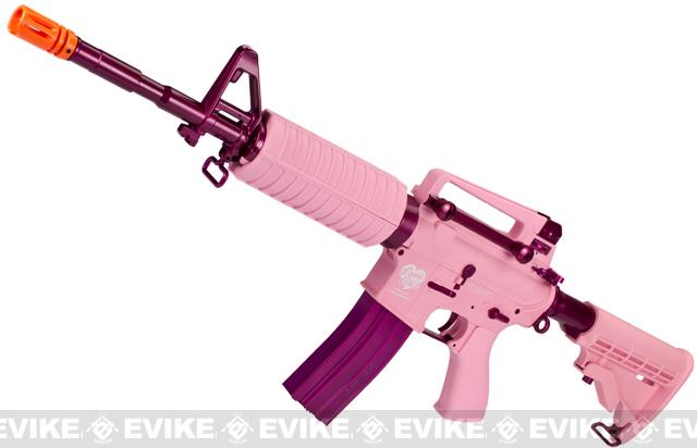 G&G Blowback Femme Fatale FF16 Airsoft AEG Rifle - (Package: Gun Only)