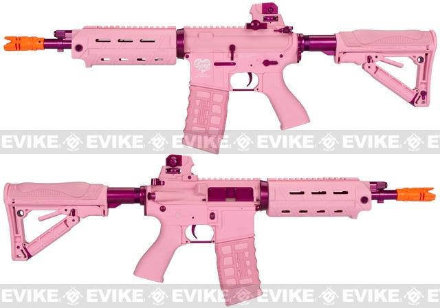 Pre-Order ETA January 2017 G&G Blowback Femme Fatale FF26 Airsoft AEG Rifle - (Package: Gun Only)