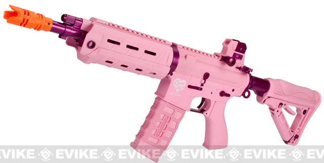 Pre-Order ETA February 2016 G&G Blowback Femme Fatale FF26 Airsoft AEG Rifle