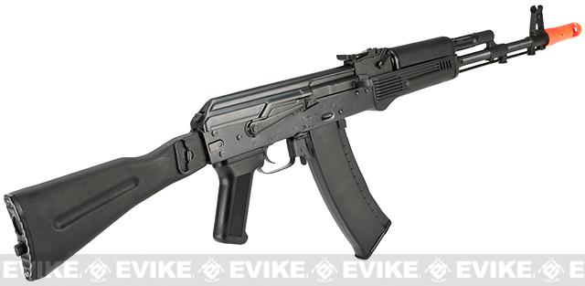 Pre-Order ETA March 2017 E&L Airsoft AK74MN A106 Gen. 2 Full Metal AEG Rifle w/ Composite Furniture & Folding Stock