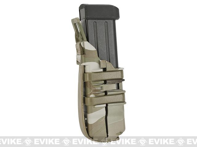 Avengers Fast Hard Shell Magazine Holster for Pistol Magazines - Set of 2 (Woodland Serpent)