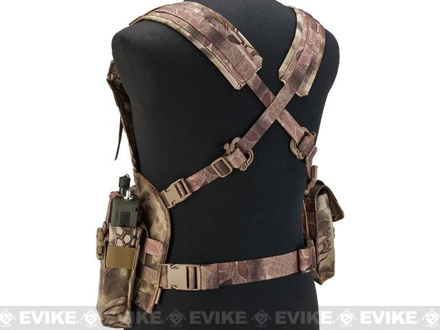 Emerson Tactical RRV Style Chest Rig - Desert Serpent