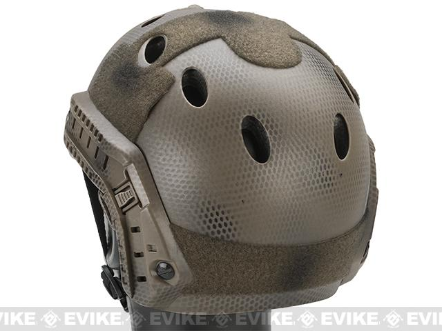 Emerson Bump Type Tactical Airsoft Helmet (PJ Type / Basic / Navy Seal)
