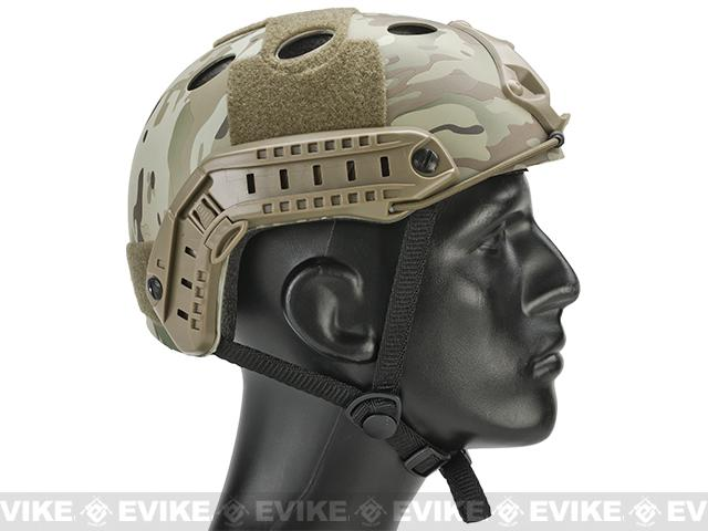 Emerson Bump Type Tactical Airsoft Helmet (PJ Type / Basic / Camo)