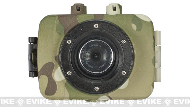 z Emerson Tactical MilSim MINI Video & Photo Recorder -Camo