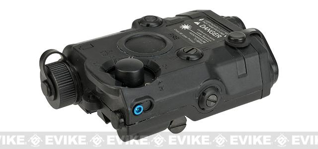 Emerson Airsoft PEQ-15 Dummy Battery Box for Airsoft AEGs - Black