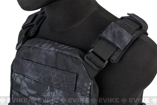 Mission Spec Shoulder Savers MKII Straps - Kryptek Typhon