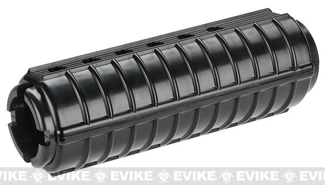 G&P OEM Replacement Handguard for XM177E2 Airsoft AEG Rifles - Black