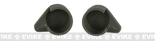 G&P Crane Stock Replacement Knob / Cover Set for Retractable Stocks - Foliage Green