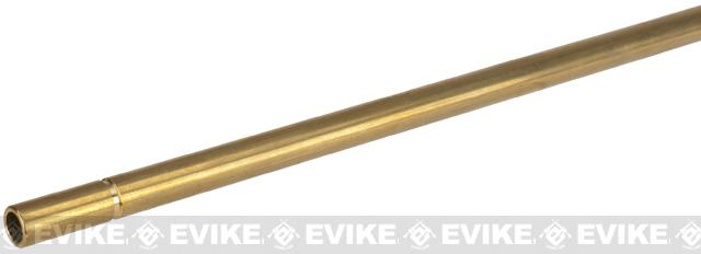 G&P 6.05mm OEM Brass Inner Barrel for Airsoft AEGs - 509mm
