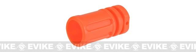 Orange Plastic Flashhider - A2 Type (Positive)