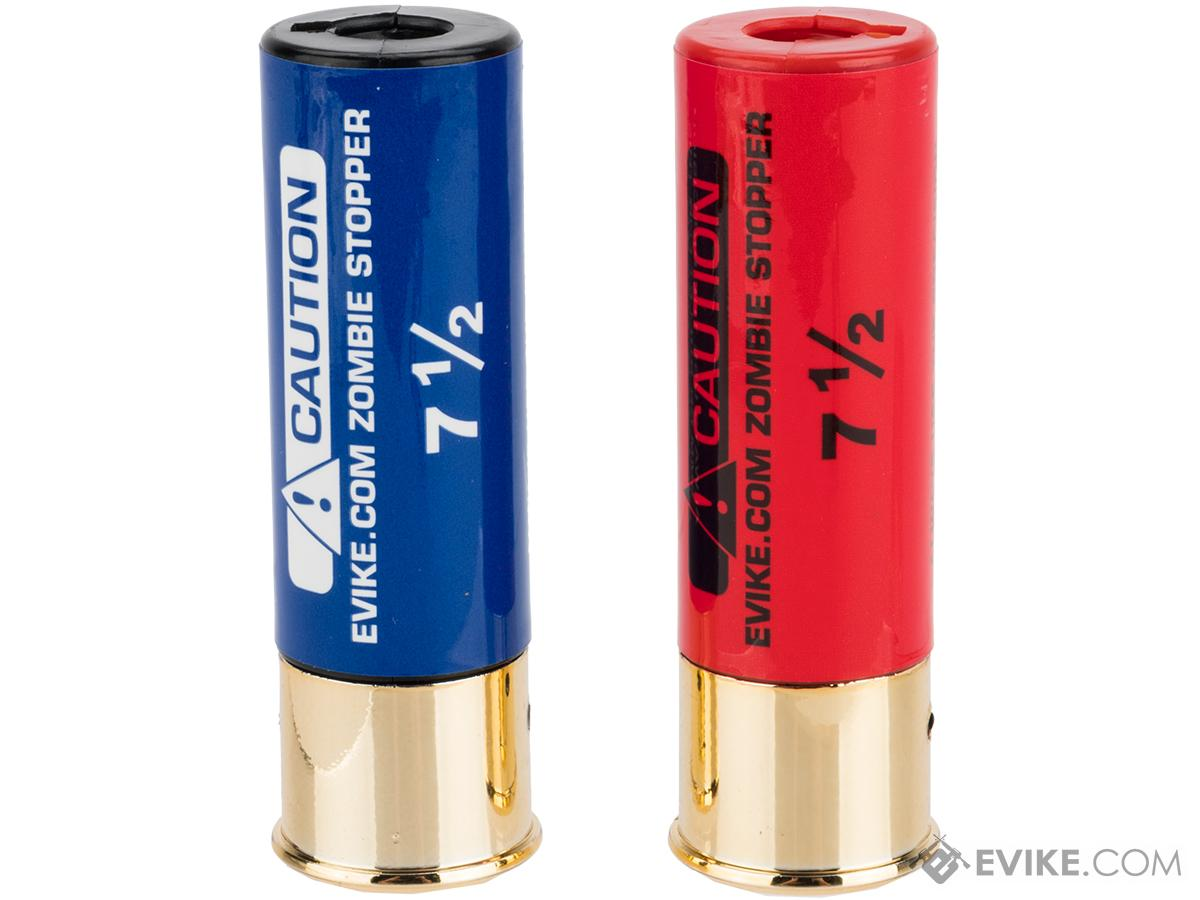 Evike Zombie Stopper 30 Round Shells for Multi & Single-Shot Airsoft Shotguns (Quantity: 12 Pack)