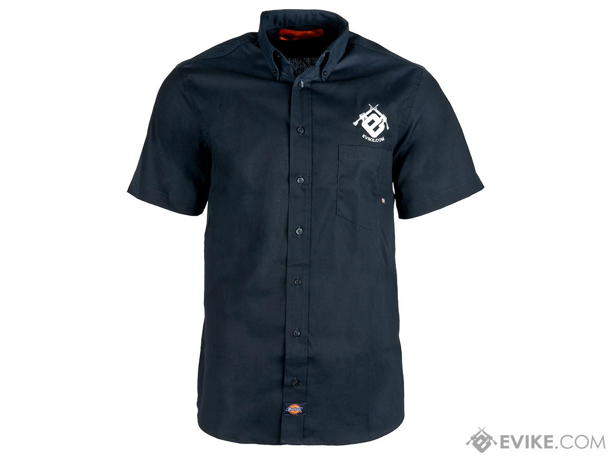 Evike.com Dickies Work Shirt - Evike Blue (Size: X-Large)
