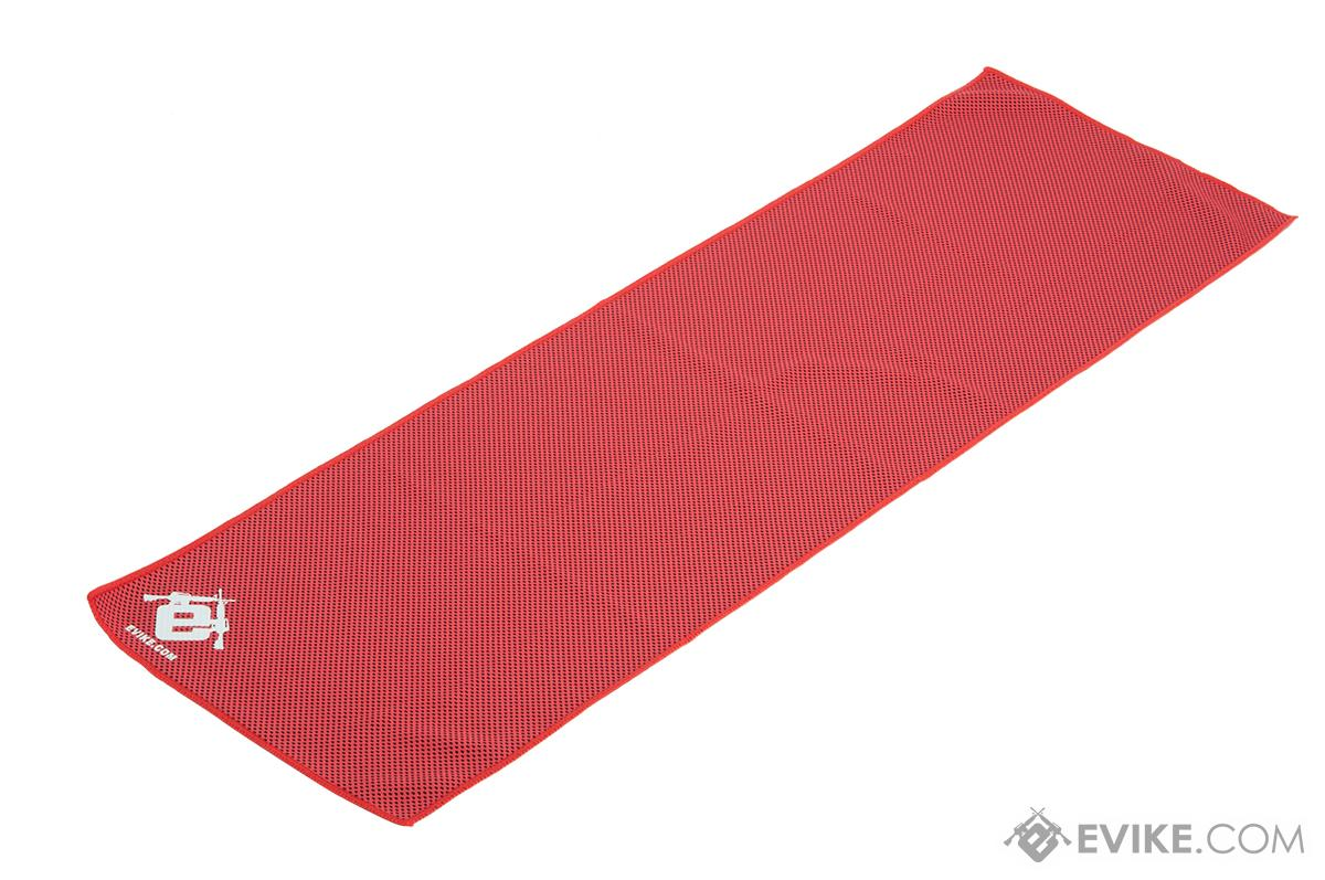 Evike.com Light Weight Airsoft Mil-Sim Essential Red Magic Ice Towel Dead Rag