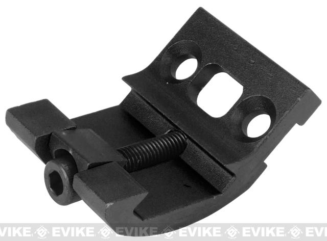 Element EX263 M951 / M961 Aluminum Flashlight Rail Mount - Black