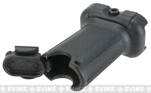 Element Airsoft 373 Vertical Grip - Black