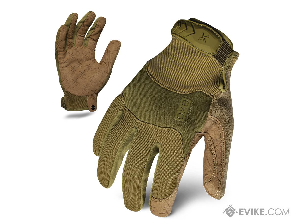 Ironclad Exo Tactical Pro Glove - OD Green (Size: Medium)