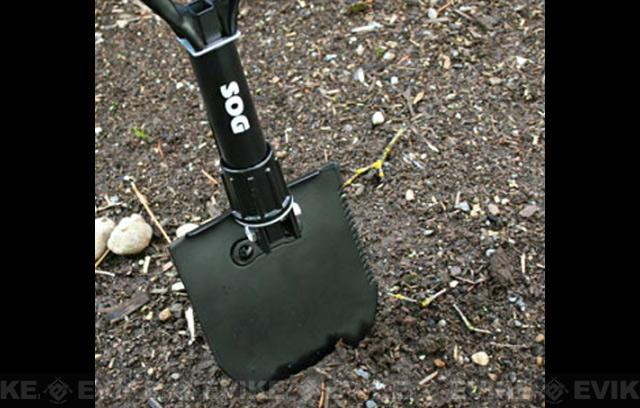 SOG Steel Folding Entrenching Tool