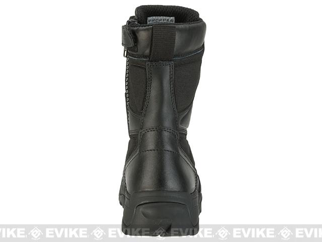 Propper Series 200 8 Sidezip Boot - Black (Size: 9)