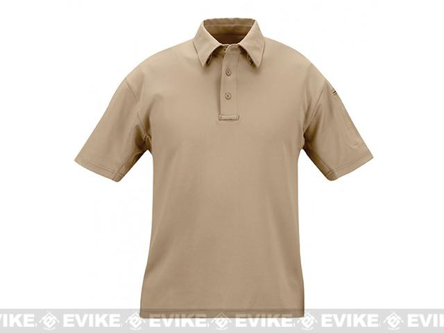 PROPPER ICE� Men's Performance Polo - Silver Tan - Size: M