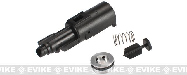 Future Energy Nozzle Set w/ CNC Piston Head for Marui WE G-Series (Semi auto) Airsoft GBB Pistols
