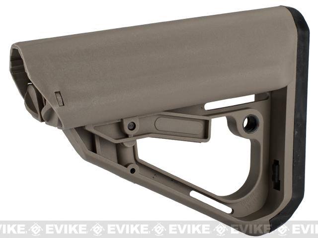 z Future Energy Polymer Stock for M4 Series Airsoft Rifles - Tan