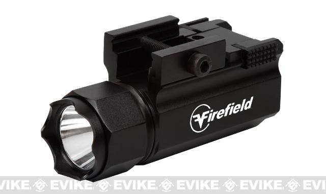 Firefield Tactical Pistol Flashlight - 120 Lumens