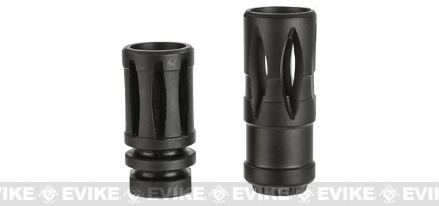 JG G3 Type Metal Flashhider For G3 / T3 Series Airsoft AEG