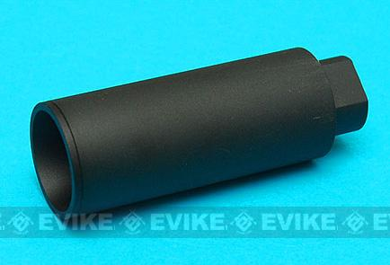 G&P Loud Hailer CAR-15 Type Flashhider for Airsoft AEG (14mm positive)