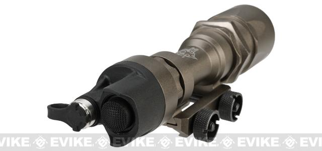 Bravo / Element Tactical CREE LED SuperTac Weapon Light w/ Pressure Pad - Dark Earth