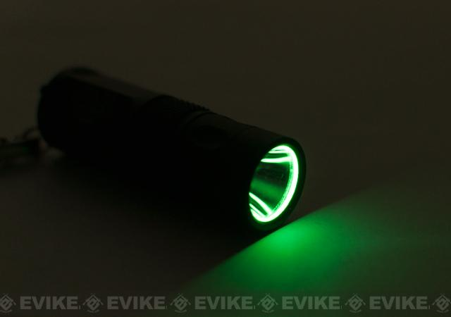 Evike Nano 3W 170 Lumen A.I. LED Personal Combat Light by G&P