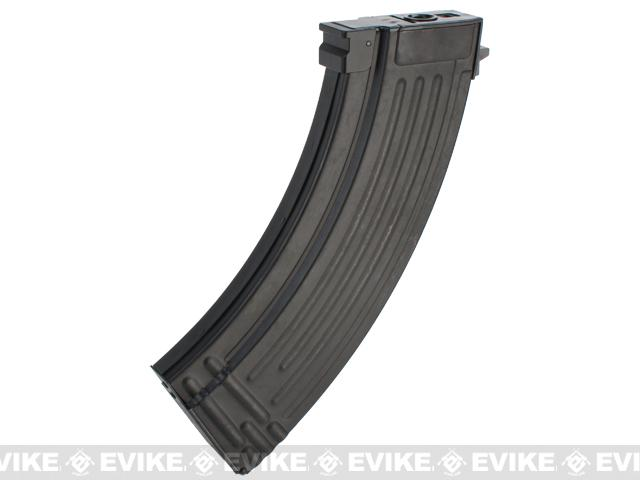 Lonex 520rd Flash Mag Hi-Cap Magazine for AK Series Airsoft AEG Rifles