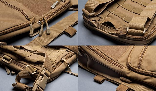 Haley Strategic HSP D3CR FlatPack - Multicam
