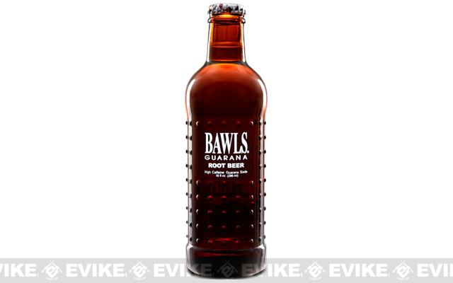 BAWLS Guarana - Root Beer - 10oz Bottle
