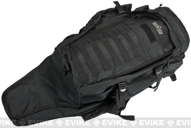GxG Tactical Backpack / Gun Bag - Black