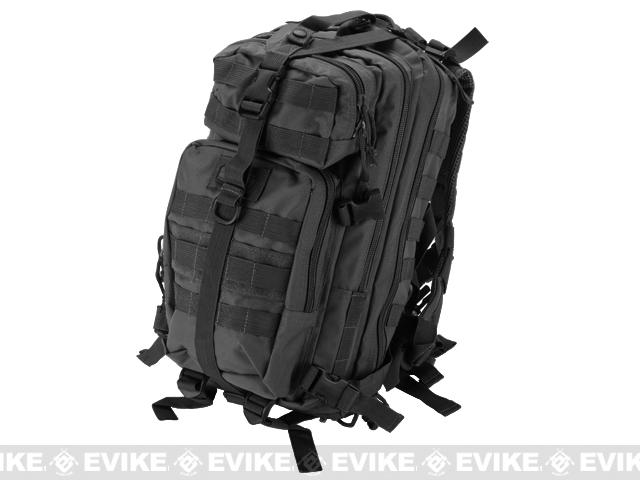 GxG Mini Tactical Backpack - Black