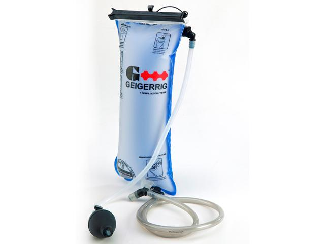 GEIGERRIG 3 Liter Hydration Engine / Bladder with pressure pump