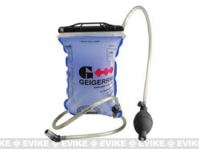 GEIGERRIG 1.5 Liter Hydration Engine / Bladder With Pressure Pump