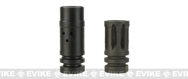 PTS Griffin M4SD Linear Compensator - 14mm Positive (CW)