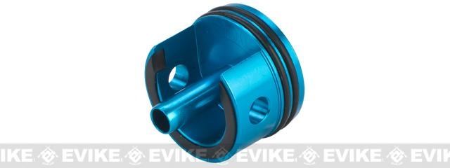 ASG Lonex AEG Gearbox CNC Aluminum Cylinder Head - Ver. 2 (M4 / M16 / SCAR / MP5)