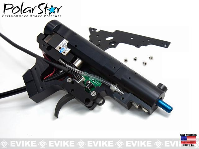 PolarStar Airsoft PR-15 V2 Gen3 Fusion Engine Electro-Pneumatic Gearbox Kit