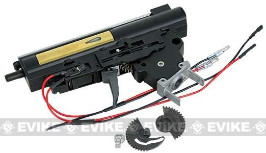 Newest Version Complete SIG 551 / 552 Gearbox by ICS
