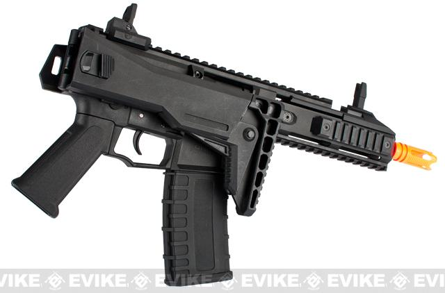 GHK G5 Airsoft Hard Kick Gas Blowback GBB Rifle - Black