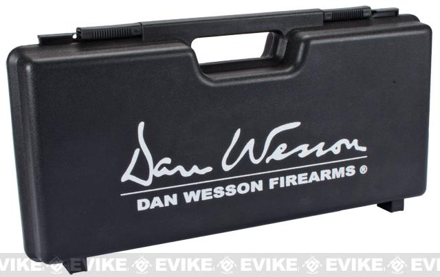 Dan Wesson Airsoft Revolver Hard Carrying Case by ASG