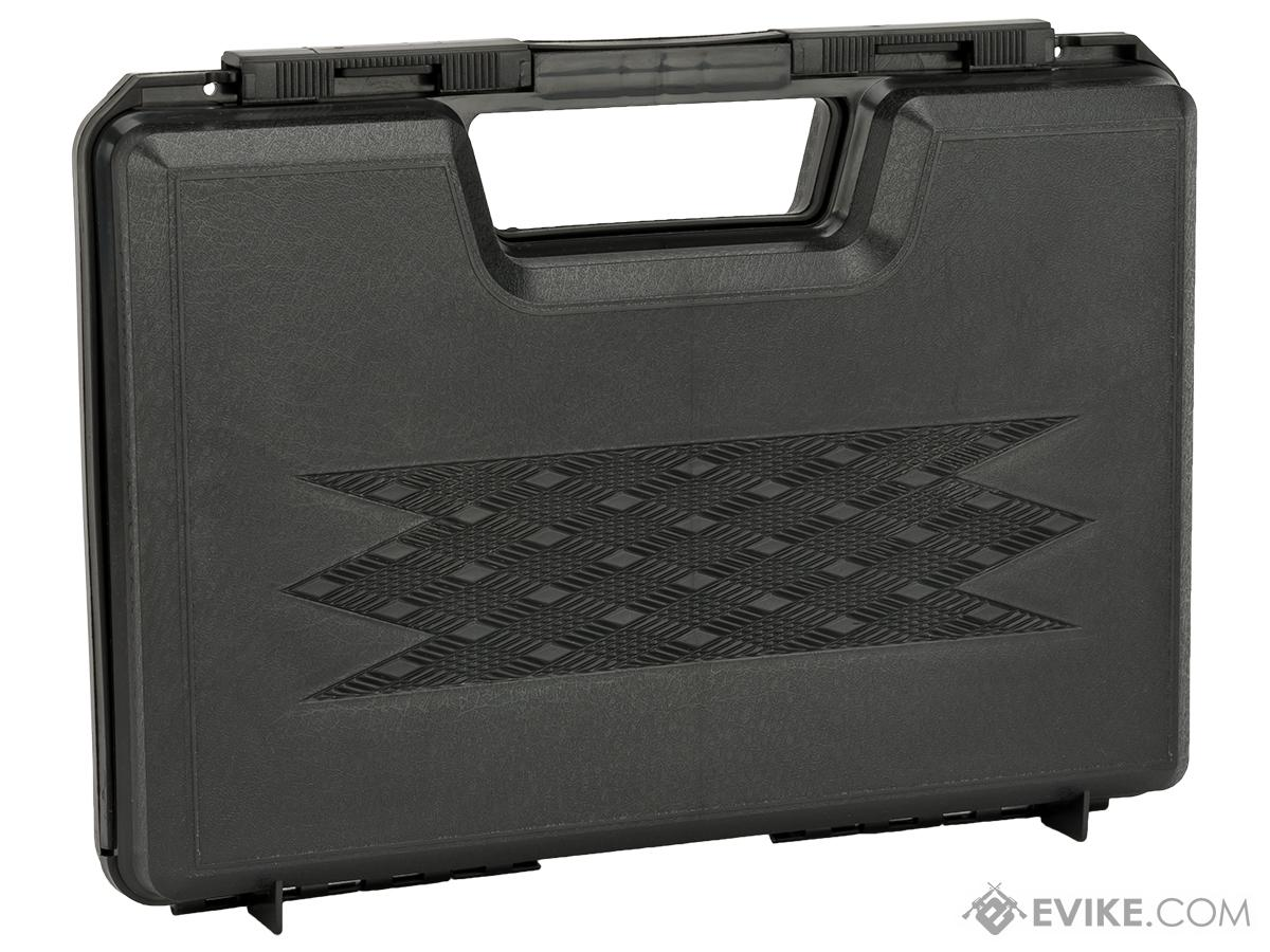 Matrix Hard Sided Pistol Case with Foam Inserts