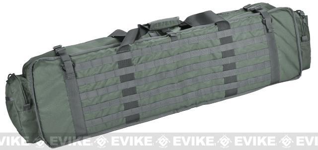Matrix Large Machine Gun Case for M249 M60 SAW & Large Size Rifle - Foliage Green