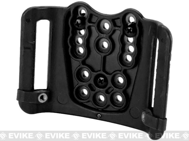 G-Code Standard Universal Belt-Slide Holster Adaptor - Black